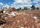 Prefeitura de Parobé investiga possível contaminação do solo em terreno.