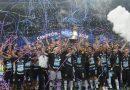 Grêmio é campeão da Recopa com sofrimento nos pênaltis contra o Independiente.