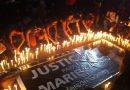 Marielle e Anderson são lembrados em ato em Porto Alegre, um dia após mortes
