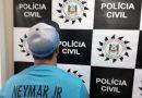 A polícia prendeu o líder de uma facção criminosa que atua na Serra Gaúcha