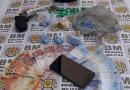 17º BPM apreende três adolescentes por tráfico em Gravataí