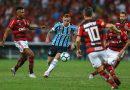 No Maracanã lotado, o Grêmio perdeu para o Flamengo por 1 a 0 e se despediu da Copa do Brasil