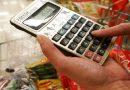 A inflação para o consumidor recuou na segunda semana de novembro
