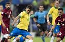 Com três gols anulados, Brasil empata com a Venezuela e classificação segue incerta
