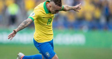 Com gol de Everton, Brasil faz 5 a 0 no Peru e próximo compromisso será em Porto Alegre