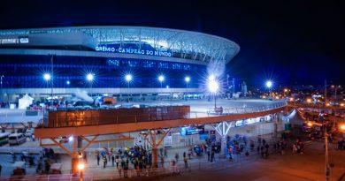 Vai para Arena? Saiba como chegar no estádio para partida entre Grêmio e Chapecoense