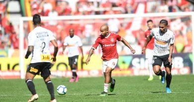 Corinthians e Inter sofre alteração de horário