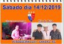 BAILE DE SÁBADO DIA 14/12/2019