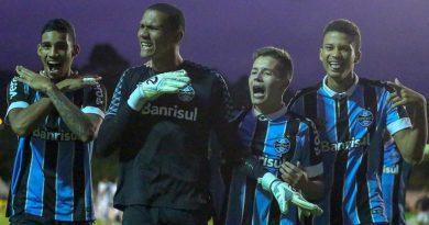 Grêmio decide vaga na final da Copa São Paulo contra o Oeste-SP