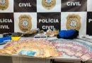 Polícia prende mulher que comandava o tráfico de drogas em Esteio
