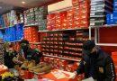 Polícia descobre centro de distribuição de calçados falsificados na Região Metropolitana de Porto Alegre