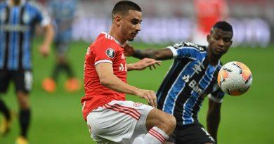 Galhardo admite incômodo pela falta de vitórias em Gre-Nais