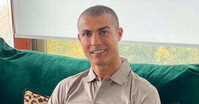 Cristiano Ronaldo volta a testar positivo para o coronavírus e se irrita