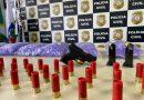 Polícia prende suspeitos em ação contra o narcotráfico na Região Metropolitana de Porto Alegre