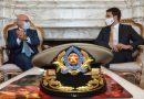 Governador gaúcho e embaixador do Uruguai discutem o enfrentamento da pandemia de coronavírus