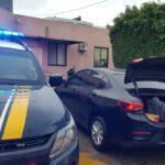 Motorista de aplicativo é preso transportando maconha em Torres, no Litoral Norte gaúcho