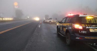 Motorista de 44 anos morre em acidente na BR-386, em Montenegro, no Vale do Caí